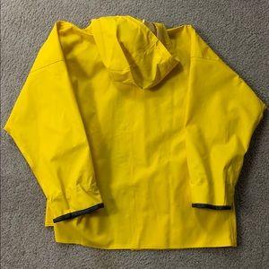 a465c5a38 Carhartt Jackets & Coats - Carhartt C64 YLW Yellow PVC Raincoat Jacket ...